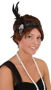 flapper headband flapper headband party accessory 1 count 1 pkg