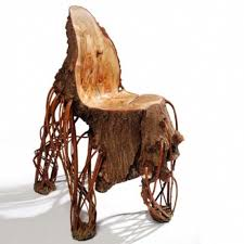 Stump Chair Crazy Chair Looking Like A Stump Digsdigs