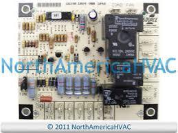 oem york luxaire coleman heat pump defrost control circuit board