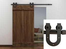 Installing A Sliding Barn Door Installing A Barn Door Hardware Hinge