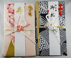 wedding gift japanese goshugi japanese traditional money envelope w crane for wedding
