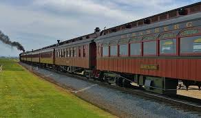 strasburg rail road pa train ride in the amish countryside