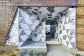 Calvin Seibert Geometric Inhabitat Green Design Innovation Architecture