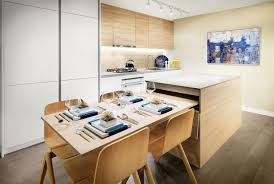 dining table kitchen island the riversky display suite showcases a dining table that s