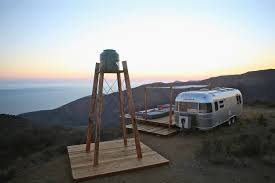 malibu dream airstream campers rvs for rent in malibu