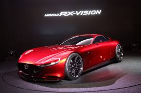 mazda 4 door cars mazda rx vision concept previews a return to rotary sports cars
