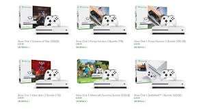 jelly deals xbox one s bundles discounted before xbox one x