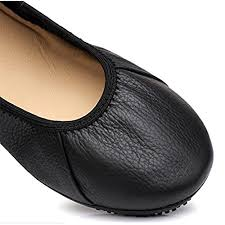 Comfort Flat Shoes 50 Off Women U0027s Leather Casual Loafers Ballet Slip On Comfort Flat