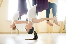 heels over head yoga aerial yoga
