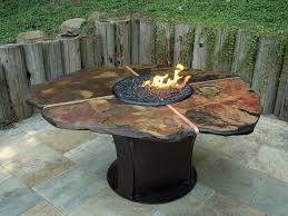 slate fire pit table 12 best table top fire pits images on pinterest fire pit table top