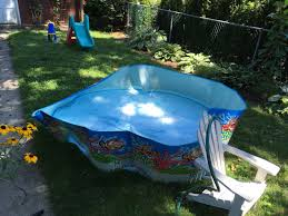 the non inflatable ahem olympic sized backyard wading pool