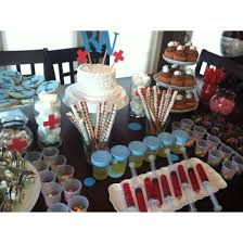 school graduation party ideas probably the hit at the party jell o in syringes