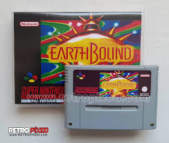 earthbound pal snes reproduction english zoom