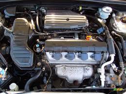 2004 honda civic ex sedan 1 7l sohc 16v vtec 4 cylinder engine
