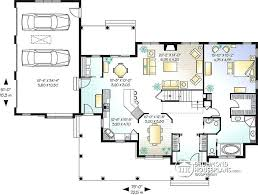 ranch house plans open floor plan 3 car garage ranch house plans gizmogroove