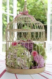 Decorative Bird Cages For Centerpieces by Birdcage As Centerpiece So Sweet Dove Wedding Photography