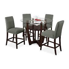 shop 5 piece dining room sets value city furniture