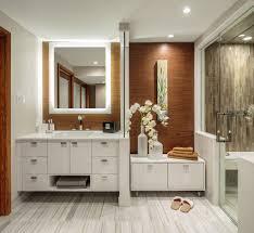 Illuminated Bathroom Mirror by Toronto Illuminated Bathroom Mirror Powder Room Contemporary With