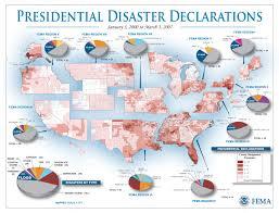 fema region map mapping u s disasters geocurrents
