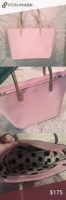 light pink kate spade bag kate spade tote rarely used kate spade tote light pink with