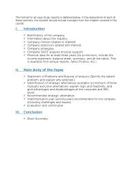 sample of swot analysis report billcutterz com expert negotiation