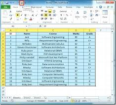 page layout program exles 2010 excel excel displays a new blank workbook when you start the