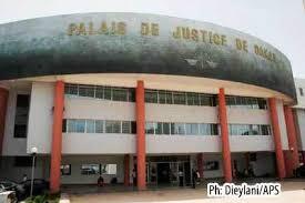 bureau du procureur manifestations au tribunal de dakar le bureau du procureur ousmane