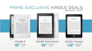 kindle paperwhite sale black friday amazon prime members can save up to 50 on the kindle