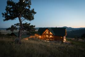 mountain home exteriors golden eagle log and timber homes log home cabin pictures