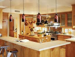 one wall kitchen with island orange pendant lights kitchen with island lighting colors and on