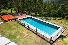 above ground lap pool decofurnish above ground lap pool erina crystal pools helena source