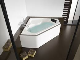 luxury bathtubs freestanding corner tub with shower ideas corner size 1024x768 corner tub with shower ideas