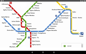 Dc Metro Blue Line Map by Athens Metro Map 2017 Android Apps On Google Play