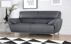 Grey Leather Sofas Buy Grey Leather Sofas Online Furniture Choice - Cheap leather sofa sets living room