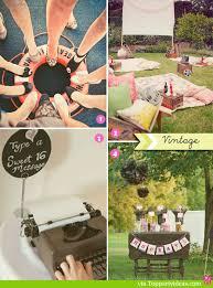 sweet sixteen birthday ideas 24 sweet 16 birthday celebrations real