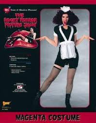 Rocky Horror Picture Show Halloween Costumes Amazon Ladies Rocky Horror Show Magenta Costume Improvement