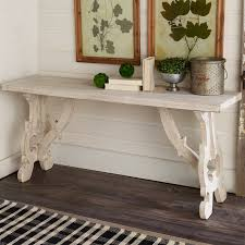 natural wood console table wood scroll console table shades of light