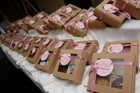cookie box favors the cookie table diy reception ideas favors satin and box