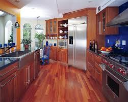 medium wood cabinets cherry color u2013 traditional kitchen design
