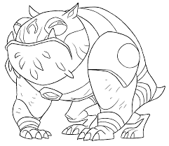 ben 10 ultimate alien coloring pages sketch coloring page