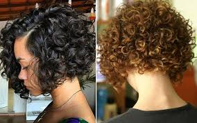 hair spirals bob hairstyles 2017 for curly hair look collection goostyles