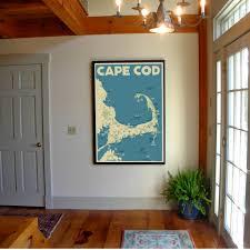 Massachusetts travel images images Cape cod map alan claude jpg
