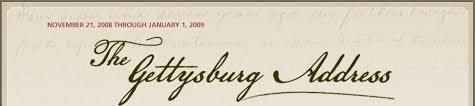 Small H by Nmah Albert H Small Documents Gallery The Gettysburg Address