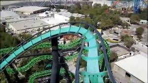 San Diego Six Flags Top 10 Rollercoasters Six Flags Magic Mountain Youtube
