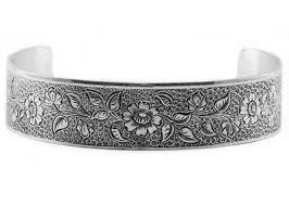 antique sterling silver cuff bracelet images 1800s vintage antique style victorian bangle cuff bracelets in jpg
