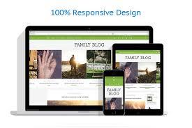 responsive design joomla family joomla template 54651