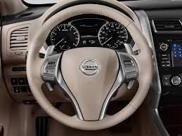 Review Nissan Altima 2015 2014 Nissan Altima 4 Door Sedan I4 2 5 Sl Steering Interior Shop
