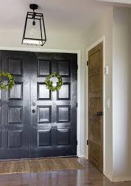 5 Panel Interior Doors Horizontal Remodelaholic 5 Panel Door From A Flat Hollow Core Door