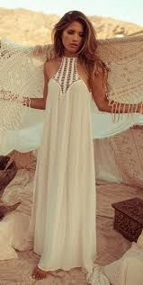white honeymoon boho dress for my honeymoon and modest but