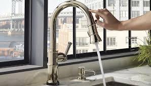 kitchen faucet reviews best brand kitchen faucets delta faucet 9192t best widespread